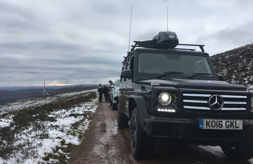 Off road expedition proves viability of Primetech's dual satcomms